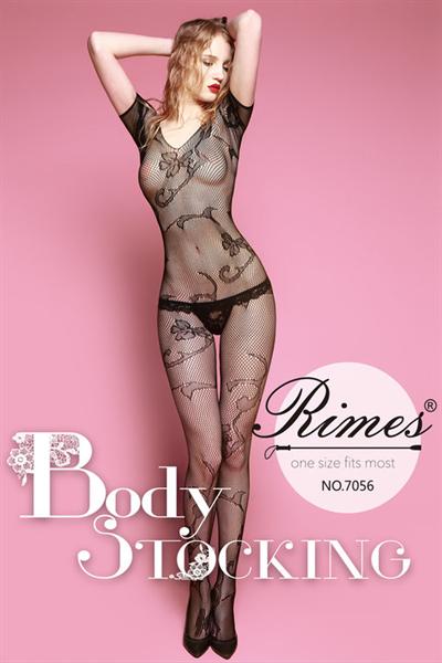 Bodystocking Rimes 7056