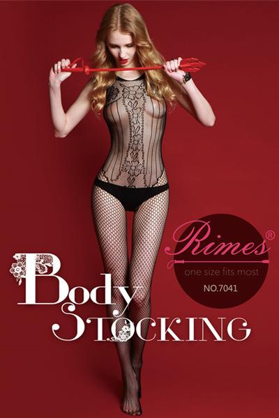 Bodystocking Rimes 7041