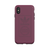Carcasa Shockproof Techink granate para Apple iPhone 8 Adidas