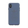 Carcasa Shockproof Techink azul para Apple iPhone 8 Adidas
