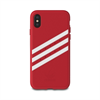 Carcasa Moulded Rojo Real y Blanco para Apple iPhone 8 Adidas