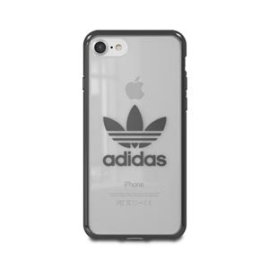 Adidas - Carcasa Clear Case gris acero para Apple iPhone 7S/7 Adidas