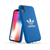 Adidas carcasa Apple iPhone 9 Moulded logo azul/blanco