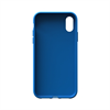 Adidas - Adidas carcasa Apple iPhone 9 Moulded logo azul/blanco