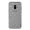Adidas Carcasa Clear Snap Plata Samsung Galaxy S9 adidas