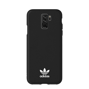 Adidas - Carcasa Moulded Case Negra/Blanca Samsung Galaxy S9 Plus adidas
