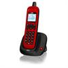 Aeg Teléfono Inalámbrico Thor 15 Outdoor Negro y Rojo AEG
