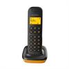 Alcatel teléfono DECT D135 negro/naranja