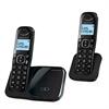 Alcatel teléfono XL280 Duo negro
