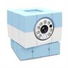 Cámara Vigila Bebes iBaby PlusHD Azul Amaryllo