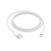 Apple cable USB-Lightning MFI iPhone/iPad 1A 1m blanco