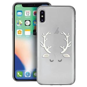 Así - Asi funda TPU iPhone X/XS Rudolph