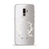 Así Asi funda TPU Samsung Galaxy S9 Plus Rudolph