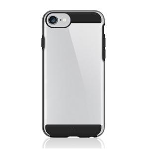 Black Rock - Carcasa Air Case Negra para Apple iPhone 7/6S/6 Black Rock