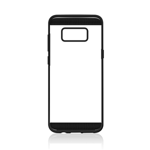 Black Rock - Carcasa Air Case Negra para Samsung Galaxy S8 Plus Black Rock