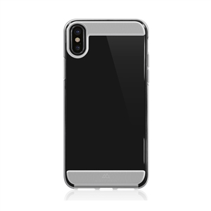 Black Rock - Carcasa Air Case Transparente para Apple iPhone 8 Black Rock