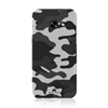 Carcasa Camuflaje Traslúcida Negra para Samsung Galaxy A3 2017 Black Rock