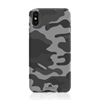 Carcasa Camuflaje Traslúcida Negra para Apple iPhone 8 Black Rock