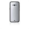 Carcasa transparente Manos Libres con nano-ventosas y marco negro para Samsung Galaxy S8 Black Rock