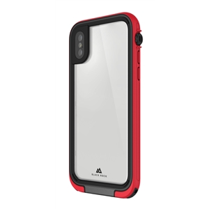 Black Rock - Black Rock 360º Hero carcasa Apple iPhone X roja