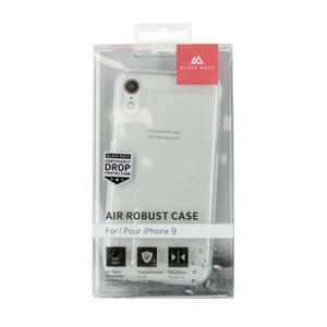 Black Rock - Black Rock carcasa Apple iPhone 9 Air Robust transparente