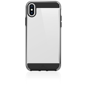 Black Rock - Black Rock carcasa Apple iPhone X Plus Air Robust negra