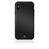 Black Rock carcasa Apple iPhone X Plus Flex Carbon negra