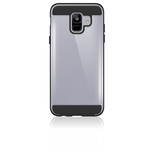 Black Rock - Black Rock carcasa Huawei Samsung Galaxy A6 2018 Air Protect negra