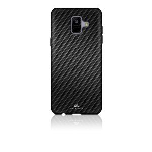 Black Rock - Black Rock carcasa Samsung Galaxy A6 2018 Flex Carbon negra