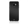 Black Rock carcasa Samsung Galaxy A6 2018 Flex Carbon negra
