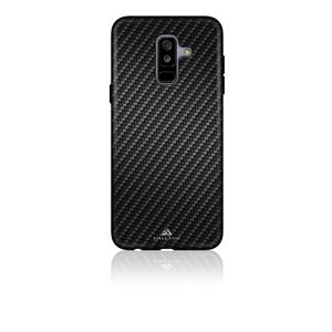 Black Rock - Black Rock carcasa Samsung Galaxy A6 Plus 2018 Flex Carbon negra