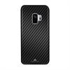 Black Rock - Carcasa Flex Carbon Negra para Samsung Galaxy S9 Black Rock