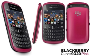 9c8e90199ed Blackberry BlackBerry 9320 curve 3g Pink - Fundas.es