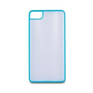 Bq - Funda Gummy Azul Aquaris M5.5 bq
