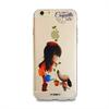 Funda TPU Transparente Regando Apple iPhone 6/6S Coquette