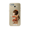 Funda TPU Transparente Selfie Samsung Galaxy A5 2017 Coquette