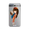 Funda TPU Transparente Mochila Samsung Galaxy J5 2017 Coquette