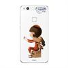 Funda TPU Little Selfie Huawei P10 Lite Coquette