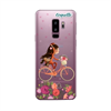 Funda TPU Bici18 Samsung Galaxy S9 Plus Coquette