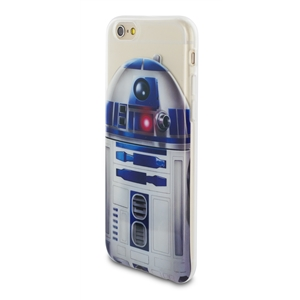 Disney Funda TPU BB-8 Apple iPhone 6/6S Star Wars - Fundas.es