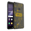 Disney Funda TPU Transparente BB8 Gang para Huawei P8 Lite 2017 Star Wars - The Last Jedi