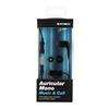 Auriculares Mono negro 3,5MM universal (con micrófono y ADAPT.3,5MM) Echo