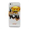 Funda Tpu Monton Apple iPhone 5/5s Emoji
