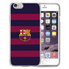 Fc Barcelona Funda TPU Rayas Apple iPhone 6/6S FCB