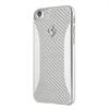 Carcasa GT Experience Fibra de Carbono + Aluminio Apple iPhone 7 Plus Ferrari
