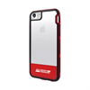 Carcasa Shockproof Transparente Racing Roja Apple iPhone 7 Ferrari