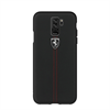 Carcasa Heritage Negra Samsung Galaxy S9 Plus Ferrari