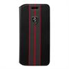 Ferrari - Funda Folio Urban Negra Samsung Galaxy S9 Ferrari