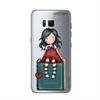 Funda TPU Sobre el Libro Samsung Galaxy S8 Gorjuss