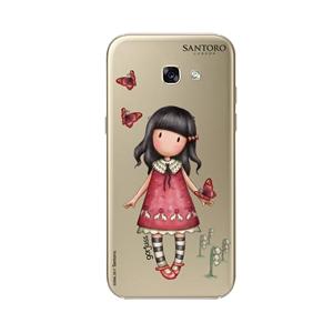 Gorjuss - Funda TPU Butterfly Samsung Galaxy A5 2017 Gorjuss